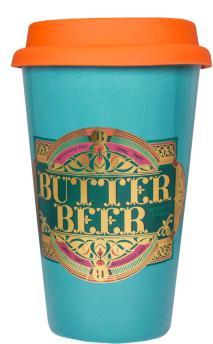 Butterbeer - Gold Keep Cup - Fantastic Beasts
