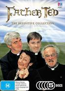 Father Ted Complete Series Box Set Dvd