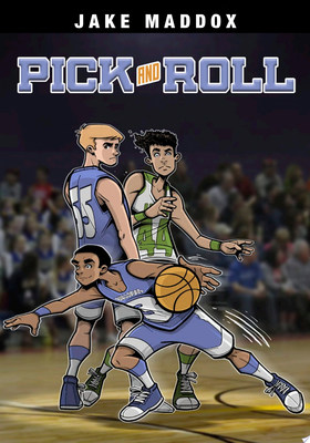 Pick and Roll (Jake Maddox Sports Stories)