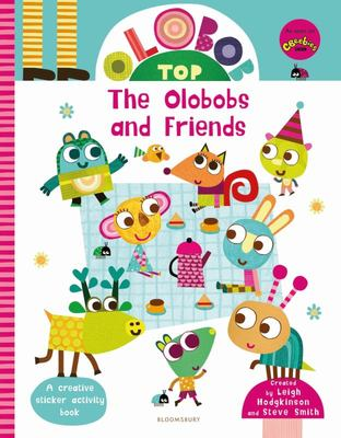 Olobob Top: The Olobobs and Friends - Activity and Sticker Book