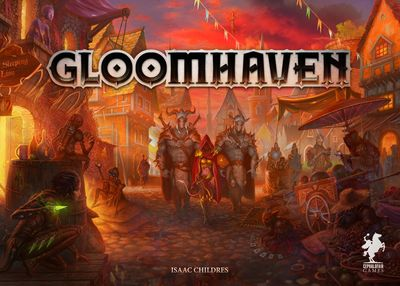 Gloomhaven - 2nd Edition