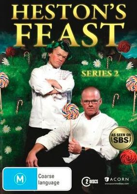 HESTONS FEASTS SERIES TWO