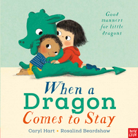 Homepage when a dragon comes to stay