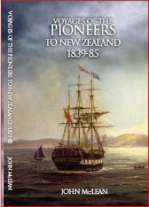 Voyages of the Pioneers to New Zealand