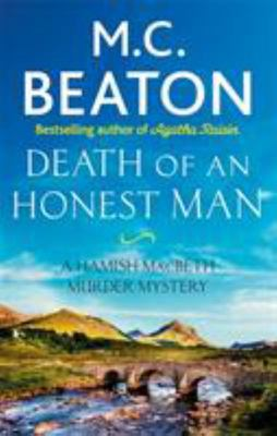 Death of an Honest Man #33 Hamish MacBeth