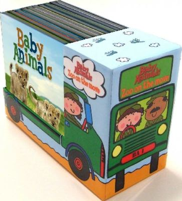 Zoo on the Move Baby Animals set  of 10