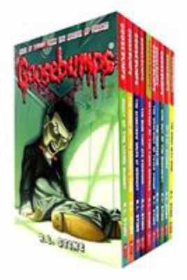 Goosebumps 10 Book Set