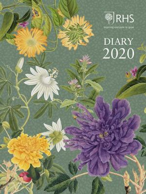 RHS Royal Horticultural Society Pocket Diary 2020