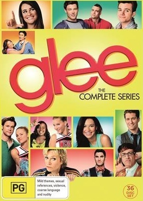 Glee: The Complete Series (Season 1 – 6) Dvd