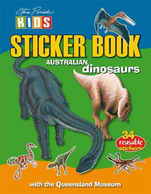 Dinosaurs Sticker Picture Book