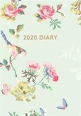 2020 Cath Kidston Birds and Roses A6 Diary