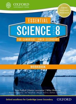 Essential Science for Cambridge Secondary 1 - Stage 8 Workbook