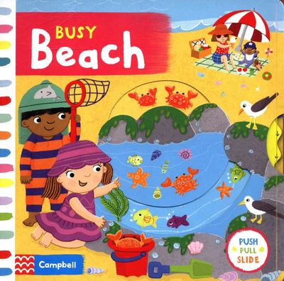 Busy Beach: First Stories