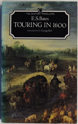 Touring in 1600: A Study of the Development of Travel as a Means of Education
