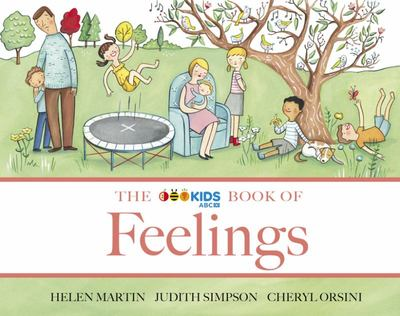 Feelings (The ABC Book Of...)