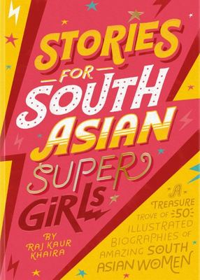 Stories for South Asian Supergirls