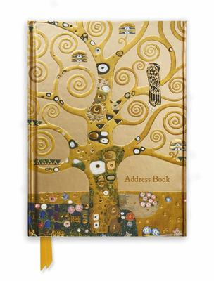 Klimt Tree of Life Address Book