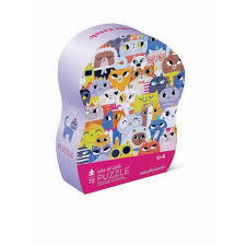Lots of cats puzzle (72 pc)