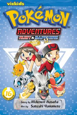 Pokemon Adventures: 16