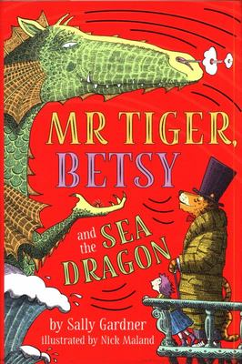 Mr Tiger, Betsy and the Sea Dragon (#2)