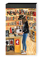 New Yorker Notepad: Book Shop