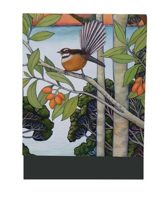 Note Pad - Fantail