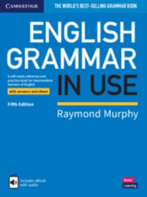 English Grammar in Use Book with Answers and Interactive EBook - A Self-Study Reference and Practice Book for Intermediate Learners of English
