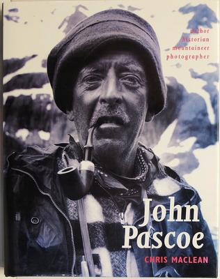 John Pascoe : Author Historian Climber Photographer