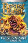 Beast Quest: Scalamanx the Fiery Fury - Special 23