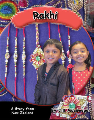 Rakhi: A story from New Zealand (Children of the Pacific)