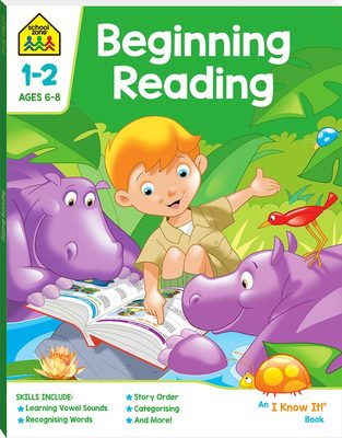 Beginning Reading (School Zone: I Know It)
