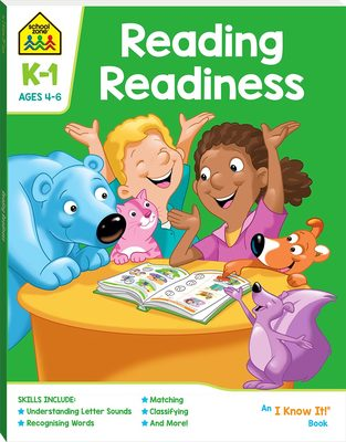 Reading Readiness (School Zone: I Know It)