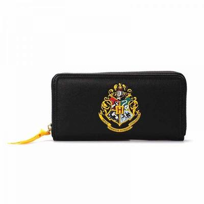 Large harry potter purse hogwarts crest black 5082 0 1527006382000
