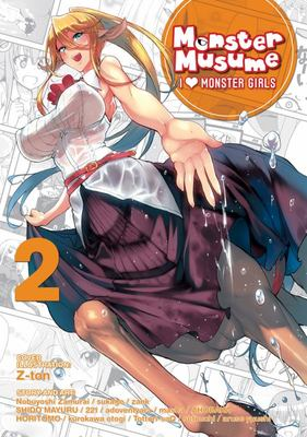 Monster Musume: I Heart Monster Girls Vol. 2