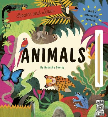 Animals (Scratch and Learn)