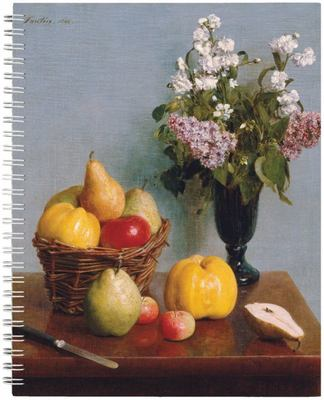 Fruits and Flowers 2020 Diary