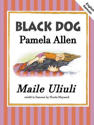 Black Dog (English & Samoan)