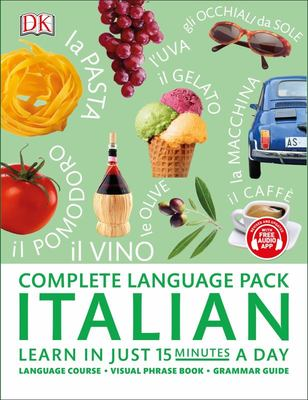 Complete Language Pack Italian