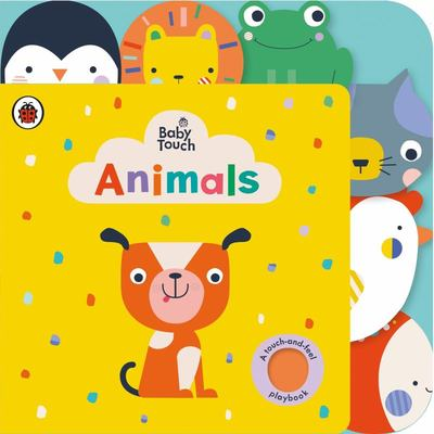Animals Tab Book (Baby Touch)
