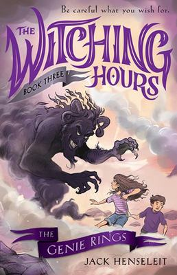 The Genie Rings (The Witching Hours #3)