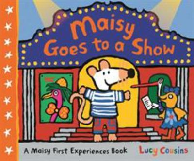 Maisy Goes to a Show (HB)