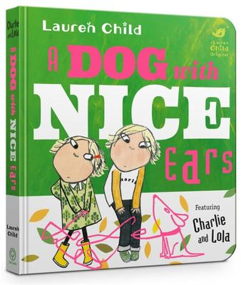 A Dog with Nice Ears (Board Book)