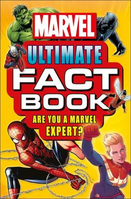 Marvel Ultimate Fact Book: Become a Marvel Expert!