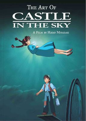 The Art of Castle in the Sky
