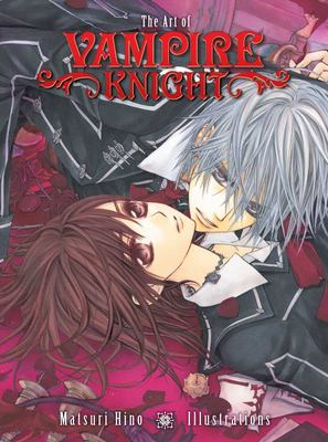 The Art of Vampire Knight, Vol. 1