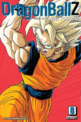Dragon Ball Z vol. 8 (Bind-Up #22-24)