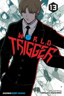 World Trigger, Vol. 13