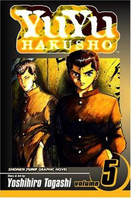 YuYu Hakusho, Vol. 5 MG