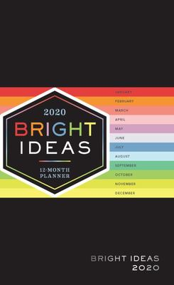 Bright Ideas 2020 12-Month Planner