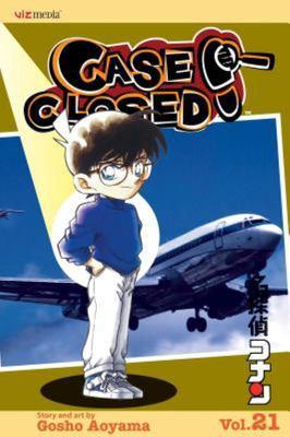 Case Closed Vol 21